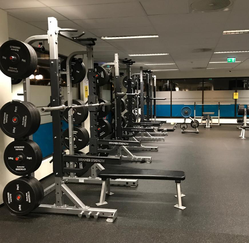 Aktiv treningssenter